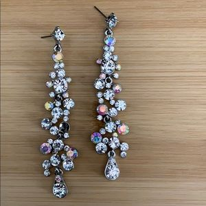 Long Formal Earrings